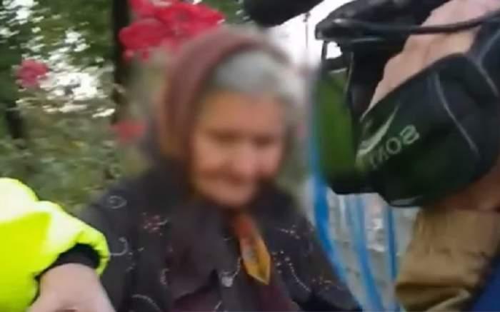 VIDEO / Crimă cu premeditare sau legitimă apărare? Ies la iveală noi detalii în cazul femeii de 80 de ani din Argeş care şi-ar fi ucis amantul