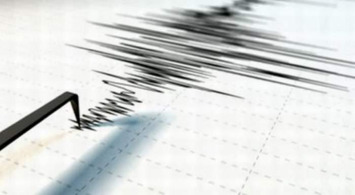 Al doilea cutremur în aceeaşi zi, în judeţul Vrancea