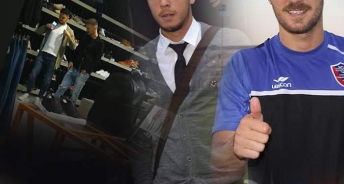 VIDEO PAPARAZZI / Pe teren apar cam rar, dar în mall sunt number one! Cei mai rebeli fotbalişti au devenit fashionişti