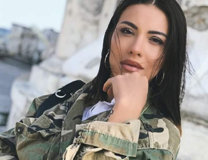 FOTO / Nicoleta Nucă, cerută de soție? Detaliul care a dat-o de gol pe vedetă