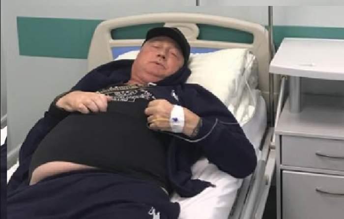 Nicu Maharu a ajuns pe patul de spital, în stare gravă. Interlopul și-a îngrijorat apropiații