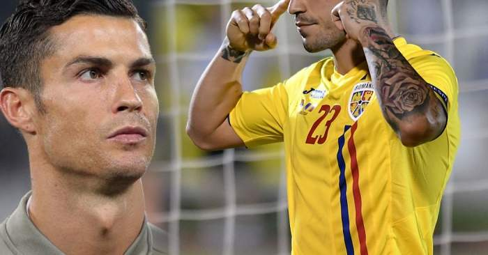EXCLUSIV! Un internaţional român, la un pas de a-l avea adversar pe Cristiano Ronaldo! O echipă din Serie A stă cu ochii pe el
