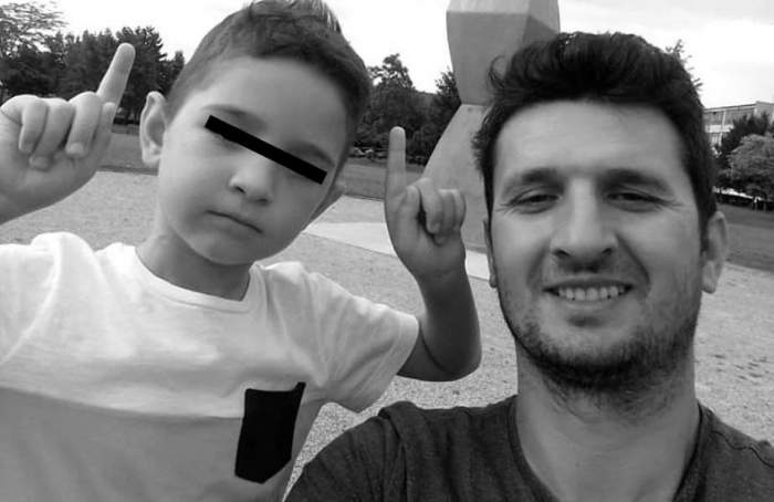 Fiul fotbalistului Daniel Bălașa a murit azi noapte, la doar 5 ani