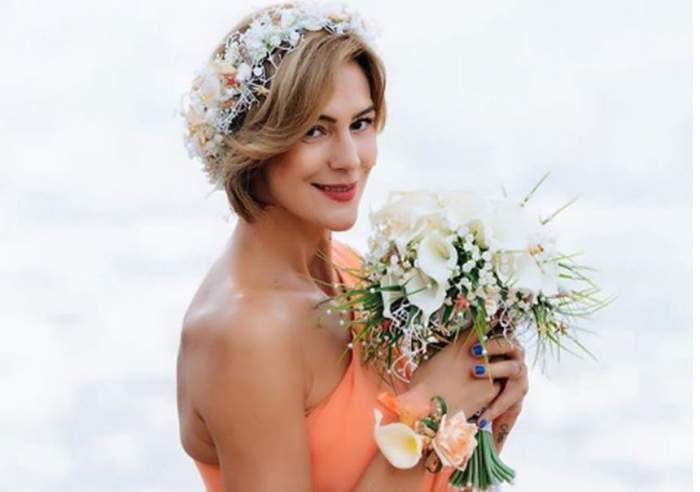 """Roxana Ciuhulescu face nuntă și botez în aceeași zi: """"Mă cunună preotul care i-a căsătorit şi pe bunicii mei"""""""