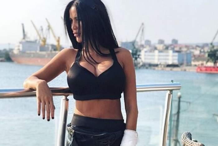 """VIDEO / Daniela Crudu a dezvăluit de ce şi-a schimbat silicoanele cu unele mai mari: """"Aveam plângeri. Eram în depresie"""""""