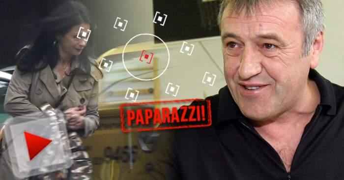VIDEO PAPARAZZI / Ea e adevărata comoară a lui Costel Constanda! Iată ce face iubita milionarului controversat când crede că nu o vede nimeni