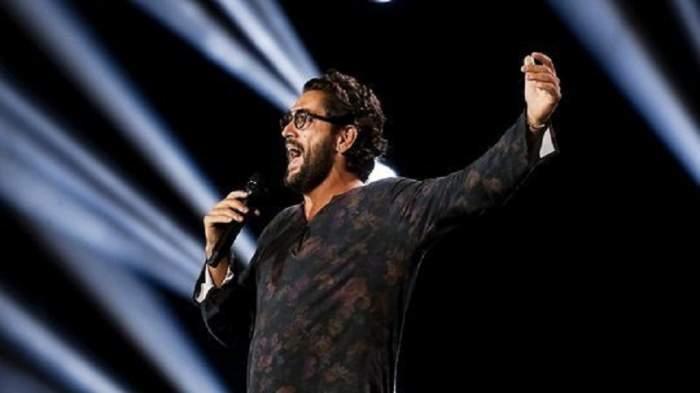 """FOTO / Cum își îneacă Cezar Ouatu amarul, după ce a fost eliminat de la """"X Factor"""" Marea Britanie"""