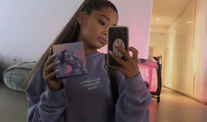 Ariana Grande are un pătuţ de bebeluş în cameră! Ce ascunde cântăreaţa