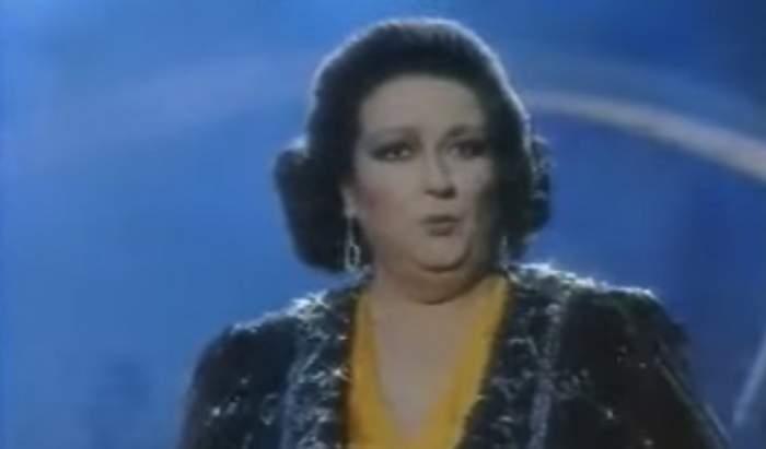 Doliu în lumea muzicii! A murit soprana spaniolă Montserrat Caballe