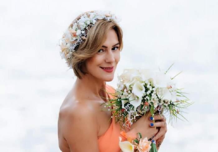 VIDEO / Ziua cea mare a sosit! Roxana Ciuhulescu face azi şi nuntă şi botez. Primele imagini