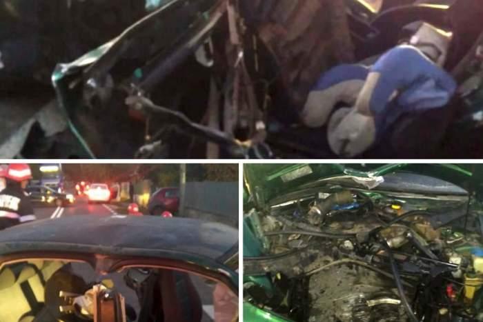 Accident foarte grav în Tulcea! O persoană a murit, alte două sunt grav rănite
