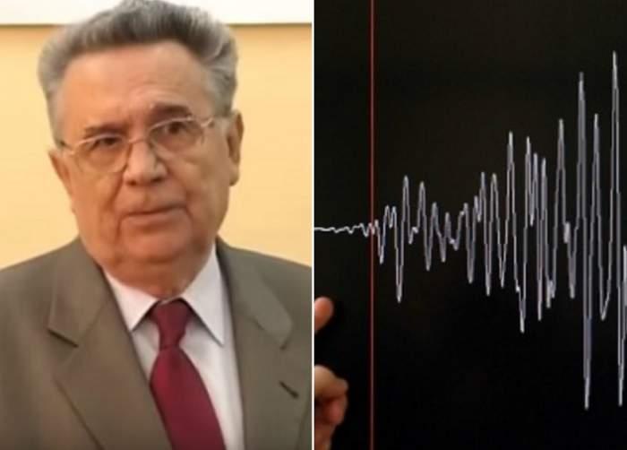 """România, lovită de 7 seisme în 24 de ore. Gheorghe Mărmureanu reacţionează: """"Zilnic sunt zeci de cutremure pe care nu le redăm"""""""