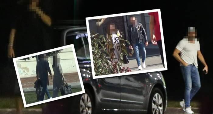 PAPARAZZI / Imagini bombă cu nevasta de milionar şi amantul fotbalist! I-a arătat pe viu cum e cu Marea Unire