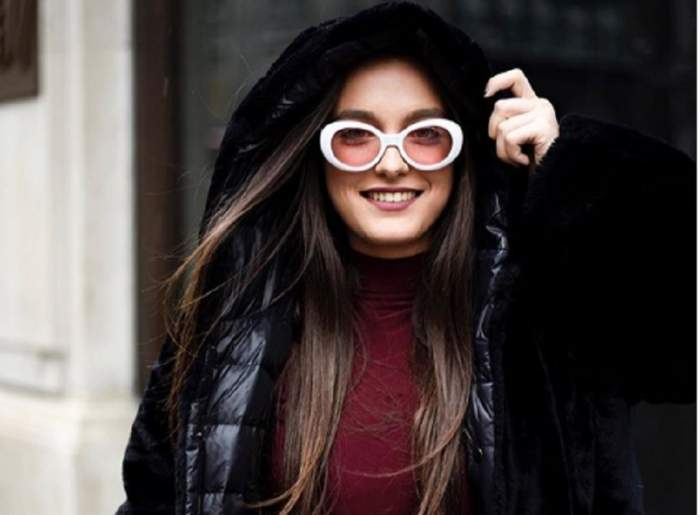 """FOTO / Alexia Eram a fost jignită de o tânără cârcotașă: """"Mi-a fost dat să o văd și pe-asta"""""""