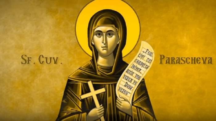 Sfânta Parascheva. Ce nu este bine să faci pe 14 octombrie