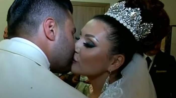 FOTO / Bianca Rus s-a căsătorit! Imagini uimitoare de la nunta fastuoasă, cu 350 de invitaţi