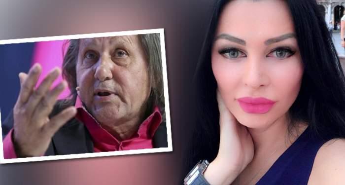 """VIDEO PAPARAZZI / Brigitte Sfăt, scandal în casa """"duşmanului"""" Ilie Năstase! Bruneta a făcut instrucţie cu un bărbat"""