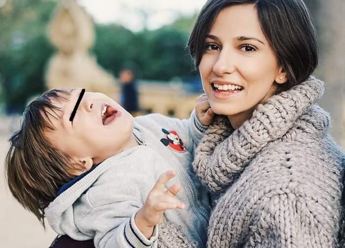 """Dana Rogoz, situaţie neaşteptată la grădiniţa copilului: """"Nervi întinşi"""""""