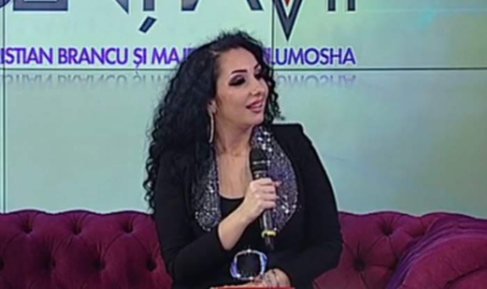 VIDEO / Narcisa Moisa, prima apariţie la tv după ce a anunţat sarcina. Ce nume va purta băieţelul