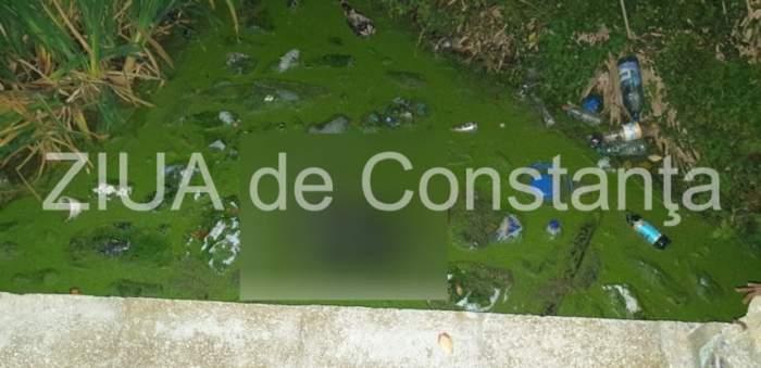 Descoperire şocantă în Constanţa! Cadavrul unui bărbat a fost găsit într-un bazin de înot