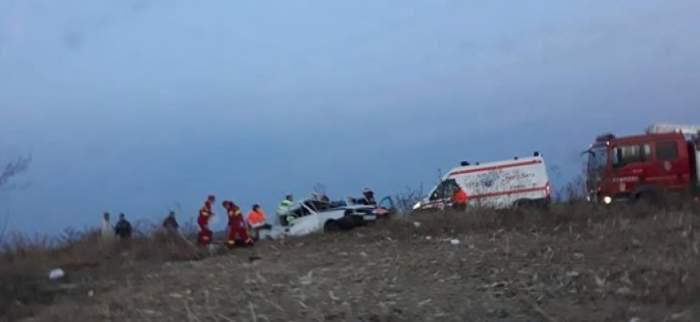 Accident cumplit în Galaţi, provocat de un şofer beat! O persoană şi-a pierdut viaţa