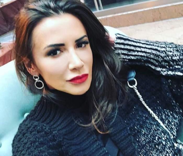 """FOTO / Mara Bănică a """"rupt"""" internetul cu decolteul ei! Jurnalista s-a afișat mai sexy ca oricând"""