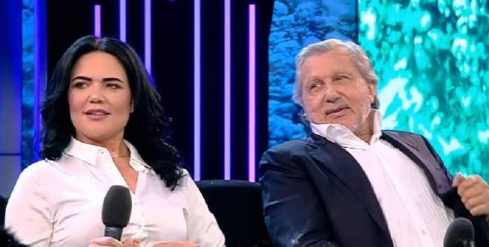 """VIDEO / Ilie Năstase, gest extrem de dragul iubitei Ioana! """"Este ultima mea dragoste"""""""