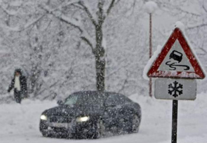 Vine urgia! Meteorologii avertizează: temperaturi foarte scăzute și ninsori, în următoarea perioadă