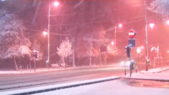 UPDATE: VIDEO / Un val siberian lovește România! Ce ne aşteaptă în următoarele zile