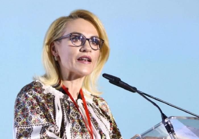 Gabriela Firea a demisionat din funcţia de preşedinte interimar PSD Bucureşti