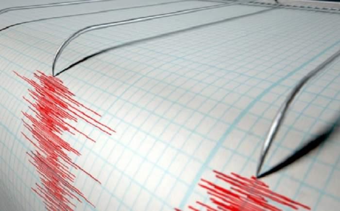 Un alt cutremur s-a produs astăzi, într-o zonă neobișnuită a României! Ce magnitudine a avut
