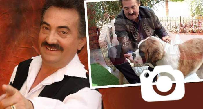 EXCLUSIV! Aroganţă marca Petrică Mâţu Stoian! Artistul i-a făcut câinelui vilă! Imagini senzaţionale cu locuinţa de lux a animalului