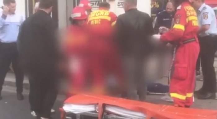 VIDEO / O fată de 15 ani a fost prinsă sub tramvai, în Capitală