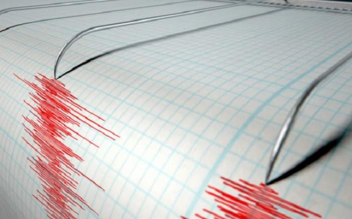 Cutremur azi-noapte, în România