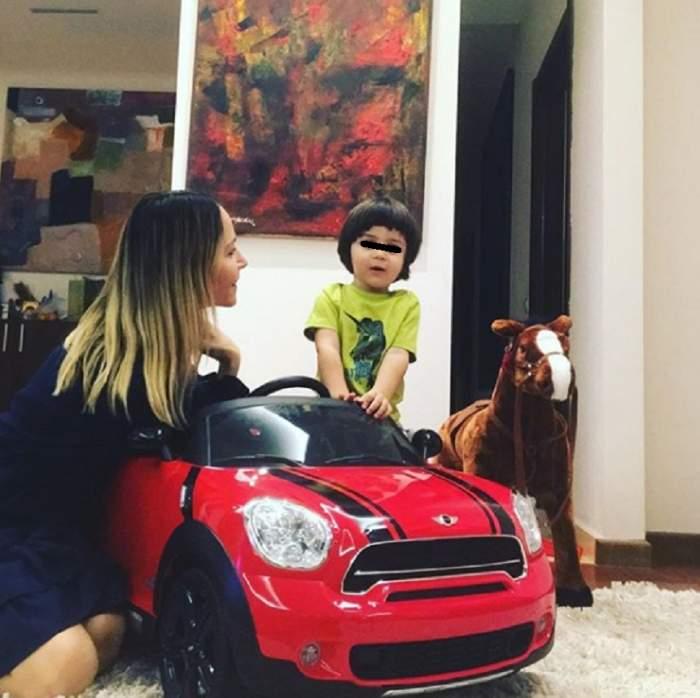 """FOTO / Zi de sărbătoare în familia Octaviei Geamănu: """"Prea repede trece vremea"""""""