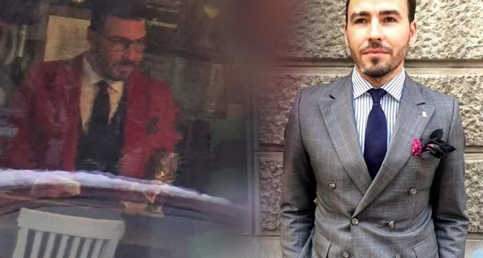 """VIDEO PAPARAZZI / """"Prinţ"""" şi nu prea! Gestul pe care nicio femeie nu i l-ar tolera lui Adrian Cristea"""