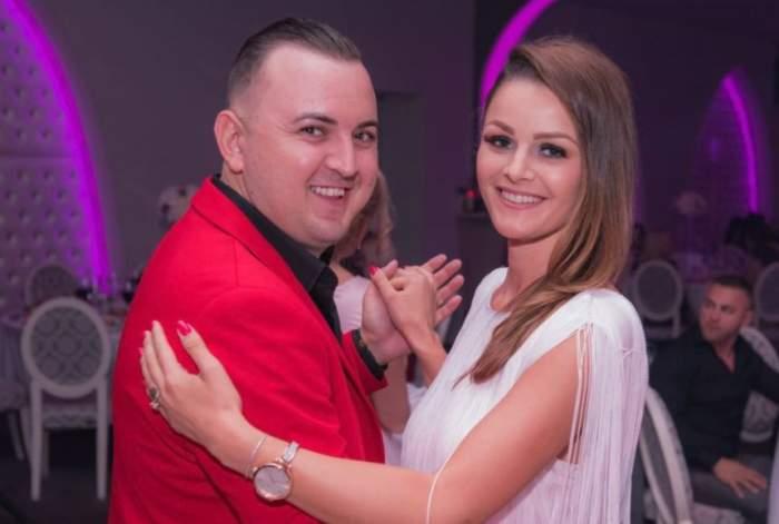 A mers la tv şi l-a făcut de ruşine în direct. Nevasta lui Vasilică Ceteraşu i-a venit de hac!