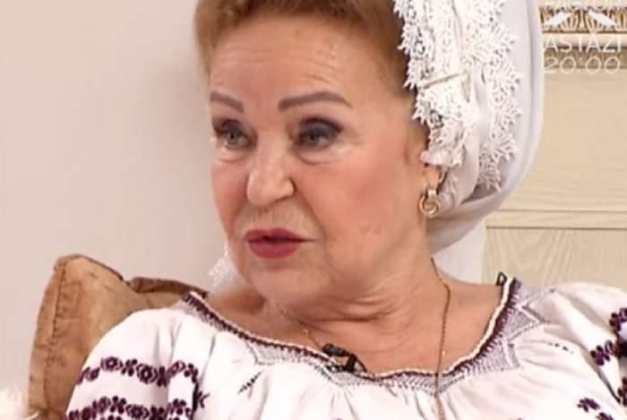 """VIDEO / Mioara Velicu, lacrimi de durere şi fericire: """"Cu banii din cântări mi-am luat loc de veci"""""""