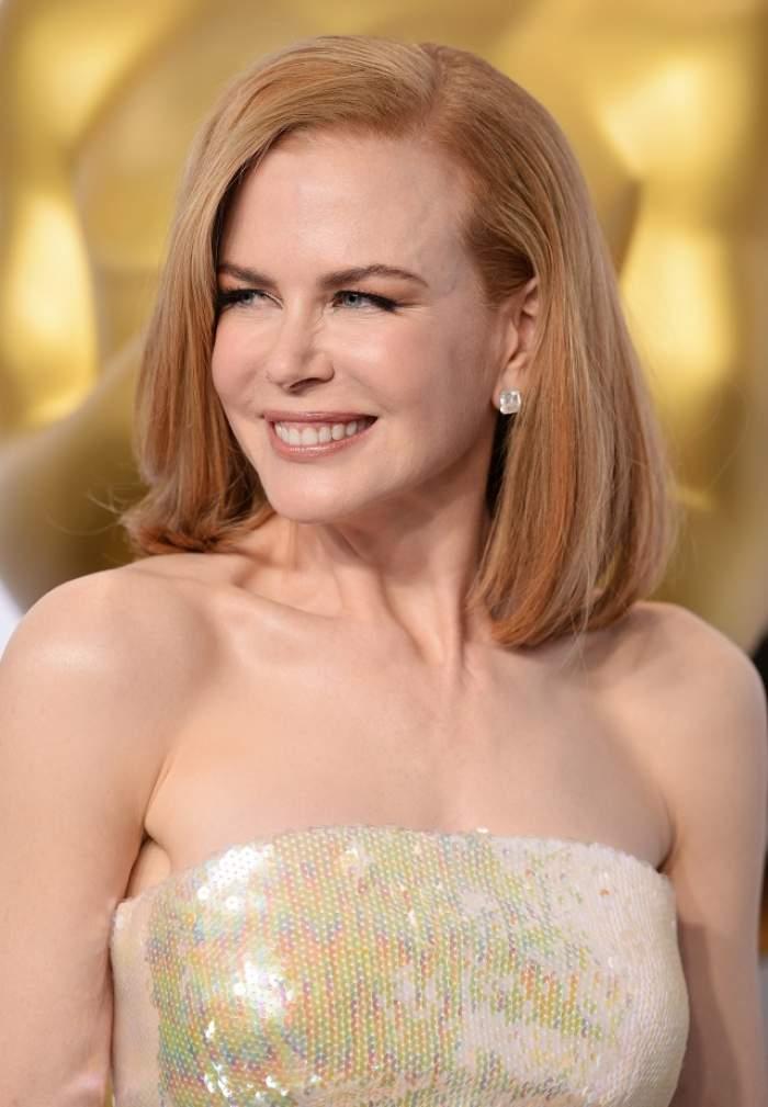 Nicole Kidman nu-și lasă fiicele să vadă cel mai recent film de-ale sale. Ce motiv halucinant are actrița