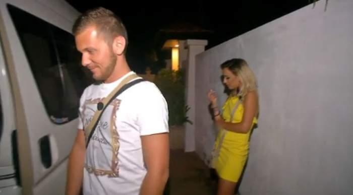 """VIDEO / Mari şi Iulian nu au trecut testul la """"Insula Iubirii"""". Cei doi şi-au spus adio"""