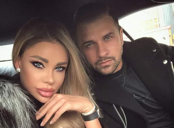"""VIDEO / Bianca Drăguşanu iubeşte mai mult ca niciodată! """"Dedicaţiile"""" au curs între ea şi Alex Bodi"""