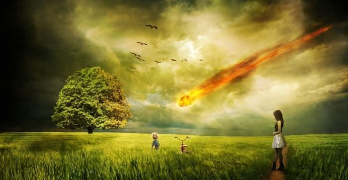 Predicția cutremurătoare a NASA! Pământul, lovit de un meteorit gigant pe 8 august