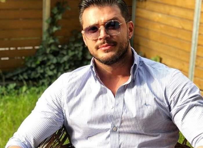 Victor Slav, în depresie? Ex-ul Biancăi Drăguşanu nu îşi găseşte liniştea