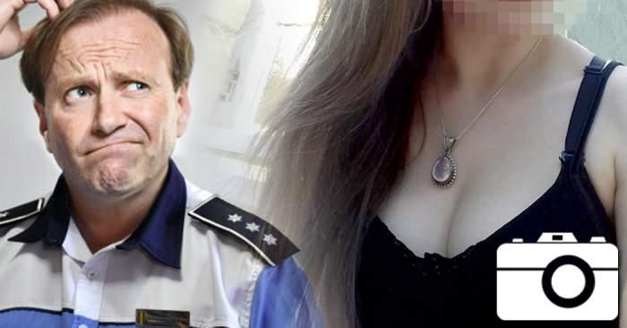 Şef din Poliţie, înregistrat în timp ce făcea sex cu o prostituată celebră! A încercat să şteargă toate urmele, dar amanta a fost mai deşteaptă decât organul