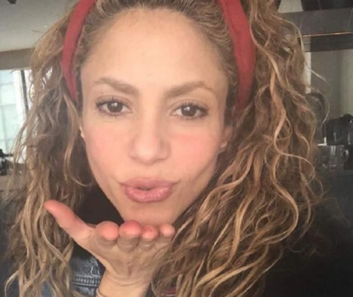 VIDEO / Pe scenă - păpușă, în realitate - mătușă! Shakira, nemachiată pare cu 10 de ani mai bătrână