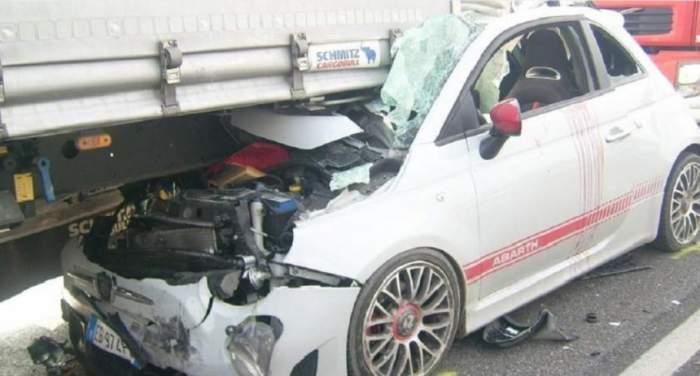 Un șofer de TIR român a provocat o adevărată tragedie! A strivit o tânără de numai 25 de ani, într-un accident cumplit