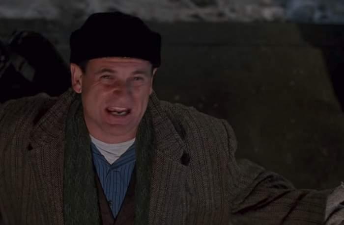 """FOTO / Îți mai aduci aminte de hoțul Harry, din """"Singur acasă""""? Acum are 75 de ani și e extrem de schimbat"""