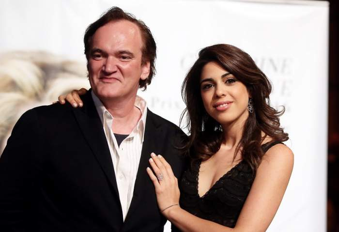 Quentin Tarantino s-a însurat cu iubita mai tânără cu 20 de ani