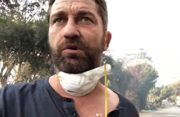 Gerard Butler, internat de urgență la spital! Actorul nu a mai putut suporta durerile