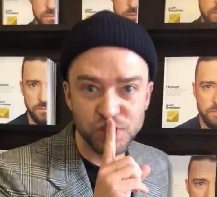 VIDEO / Momente de groază pentru Justin Timberlake! Nu poate scoate niciun cuvânt